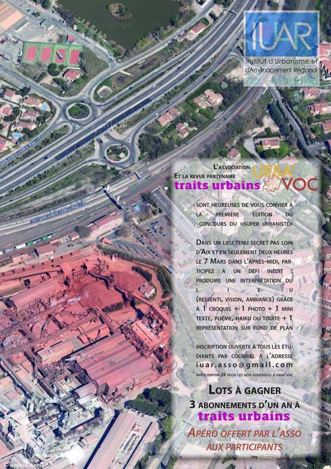 Concours du «super urbaniste»